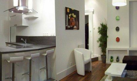 Rénovation complète d'un appartement rue docteur Mazet Grenoble