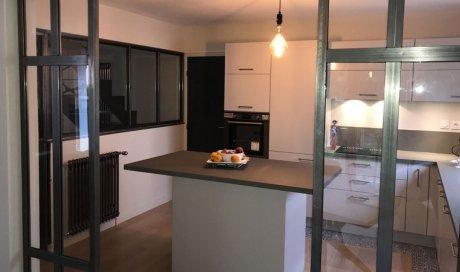 Rénovation totale d'une maison Grenoble