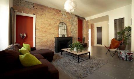 Après Rénovation complète d'un appartement rue des Bons Enfants Grenoble