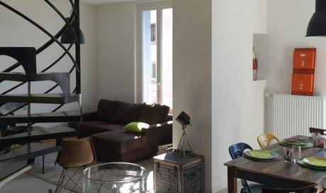 Rénovation complète d'un appartement route de Clémencière  Saint-Martin-le-Vinoux Grenoble