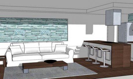 Rénovation complète d'un appartement rue Lachmann Grenoble