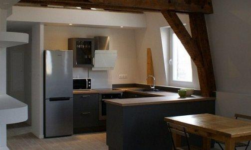 Réaménagement d'un appartement rue Docteur Mazet Grenoble