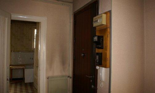 Avant Rénovation complète d'un appartement rue Lachmann Grenoble