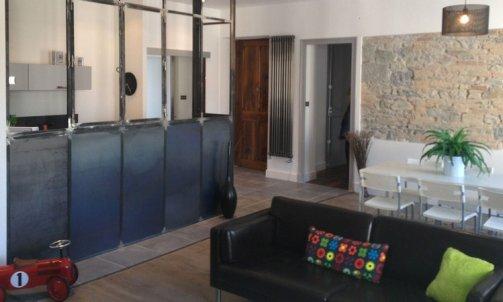 Après Rénovation complète d'un appartement place de Metz Grenoble