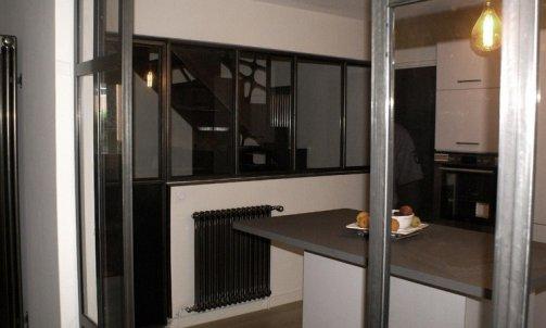 Après Rénovation totale d'une maison Grenoble