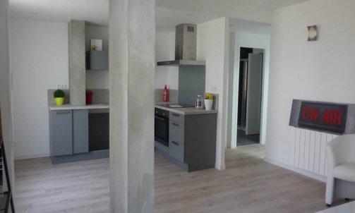 Après Rénovation complète d'un bâtiment rue Barbillon Grenoble